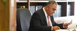 Ιωάννης Χατζηθεοδοσίου, Γ΄ Αντιπρόεδρος, Πρόεδρος ΕEA